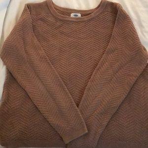 Camel Tan Sweater